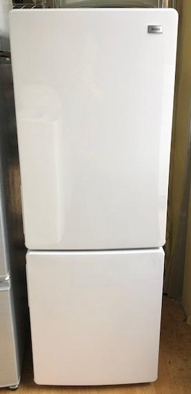 2017年製 ハイアール 2ドア冷凍冷蔵庫 JR-NF173A