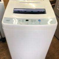 2018年製 アクア 全自動洗濯機 AQW-S60F
