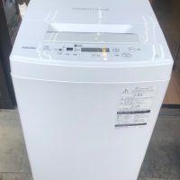 2018年製 東芝 全自動洗濯機 AW-45M5
