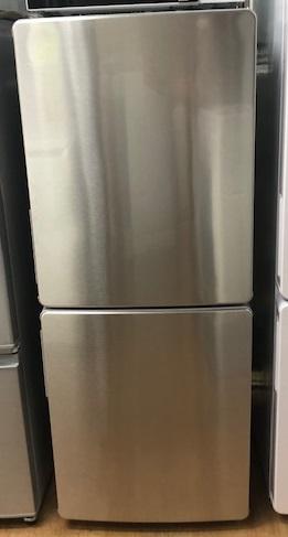 2018年製 エルソニック 2ドア冷凍冷蔵庫 EH-R1482F