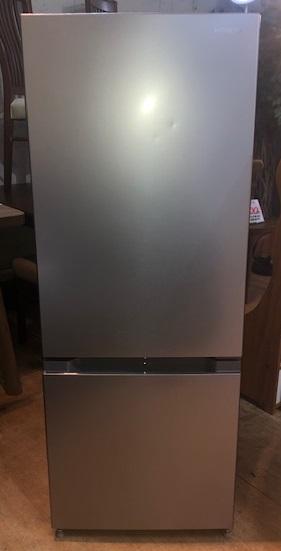 2019年製 日立 2ドア冷凍冷蔵庫 RL-154JA