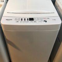 2020年製 ハイセンス 全自動洗濯機 HW-T55D