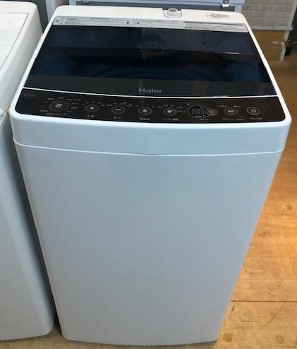 2019年製 ハイアール 全自動洗濯機 JW-C45A