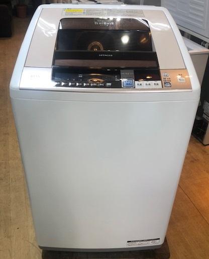 2015年製 日立 全自動洗濯乾燥機 BW-D10TV
