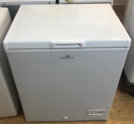 2018年製 アレジア 冷凍庫ストッカー AR-BD147