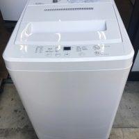 2015年製 無印良品 全自動洗濯機 AQW-MJ45