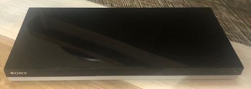 2017年製 ソニー ブルーレイレコーダー BDZ-ZW500