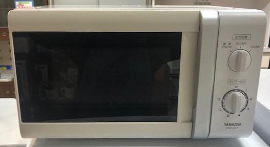2014年製 ヤマダ電機 電子レンジ YRB-207(W)