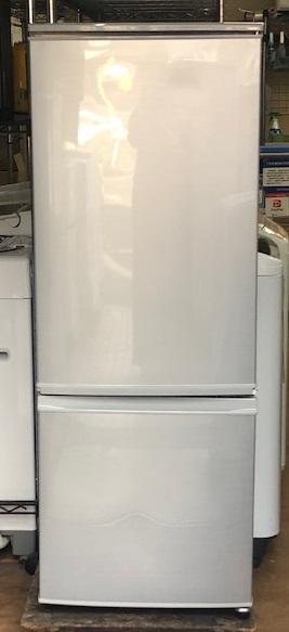 2016年製 シャープ 2ドア冷凍冷蔵庫 SJ-D17B-S