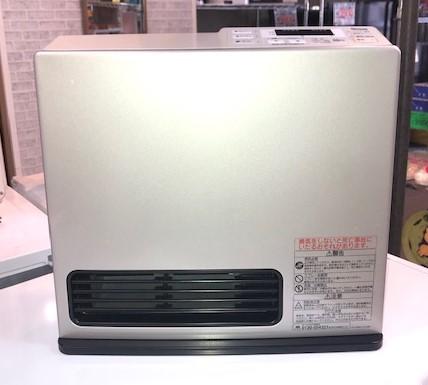 2012年製 リンナイ 都市ガスファンヒーター RC-K2402E-1