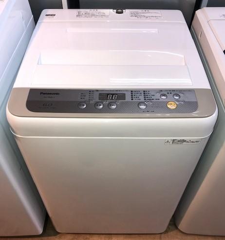 2018年製 パナソニック 全自動洗濯機 NA-F60B11