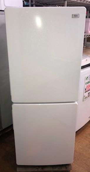 2017年製 ハイアール 2ドア冷凍冷蔵庫 JR-NF148A