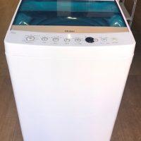 2019年製 ハイアール 全自動洗濯機 JW-C70A