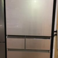 2015年製 パナソニック 5ドア冷凍冷蔵庫 NRーE430GV-N