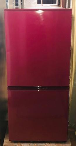 2016年製 アクア 2ドア冷凍冷蔵庫 AQR-16E(R)