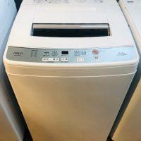 2019年 アクア 全自動洗濯機 AQW-S60G