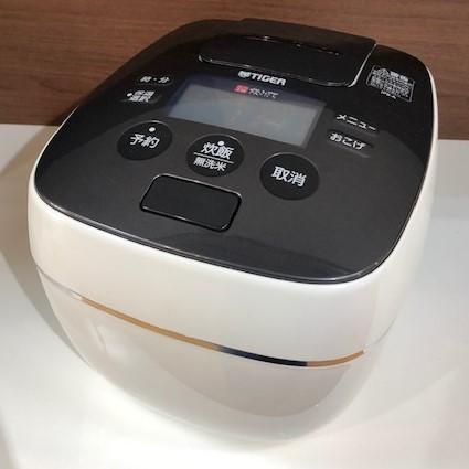 2014年製 タイガー 圧力IH炊飯ジャー JPB-A100