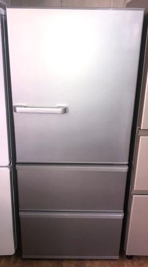 2019 年製 アクア 3ドア冷凍冷蔵庫 AQR-27H(S)