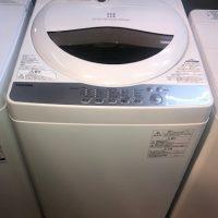 2019年製 東芝 全自動洗濯機 AW-5G6