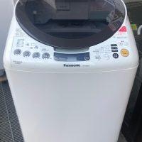 2012年製 パナソニック 電気洗濯乾燥機 NA-FR80H5