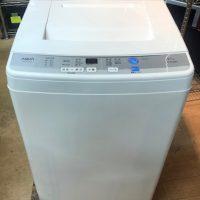 2016年製 アクア 全自動洗濯機 AQW-S45D