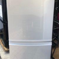 2016年製 シャープ 2ドア冷凍冷蔵庫 SJ-D14B-S