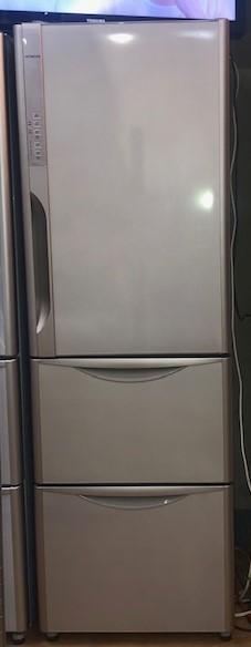 2014年製 日立 3ドア冷凍冷蔵庫 R-K370EV