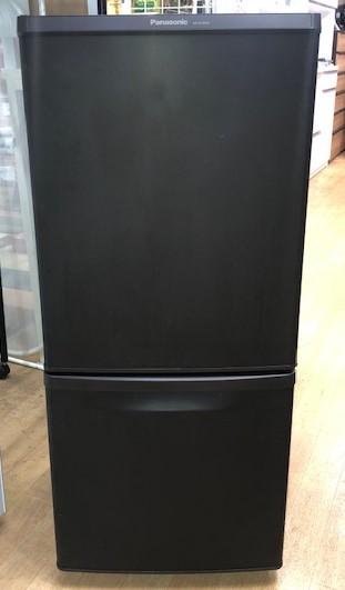 2019年製 パナソニック 2ドア冷凍冷蔵庫 NR-B14BW-T
