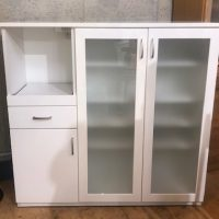 キッチンカウンター 収納棚