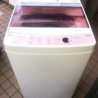 2018年製 ハイアール 全自動洗濯機 JW-C55CK