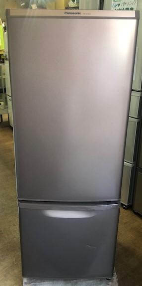 2016年製 パナソニック 2ドア冷凍冷蔵庫 NR-B178W-T