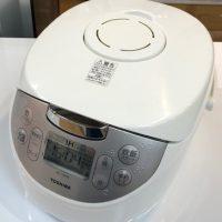 2017年製 東芝 IHジャー炊飯器 RC-10HK