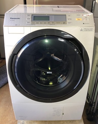 2016年製 パナソニック ドラム式洗濯機 NA-VX8600L