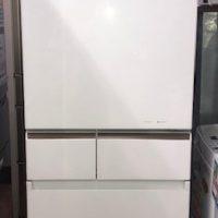 2020年製 パナソニック 5ドア冷凍冷蔵庫 NR-E415PV-W