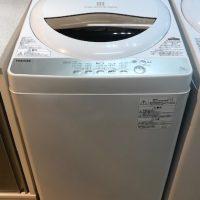 2020年製 東芝 全自動洗濯機 AW-5G8
