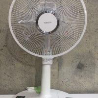 2019年製 山善 DCリビング扇風機 YLX-YRD30(W)