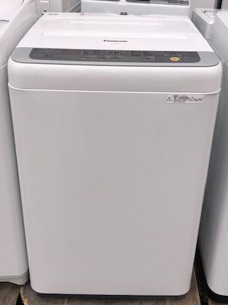 2017年製 Panasonic 全自動洗濯機 NA-F50B10