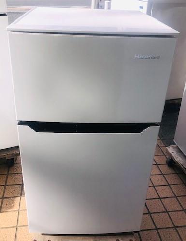 2017年製 ハイセンス 2ドア冷凍冷蔵庫 HR-B95A