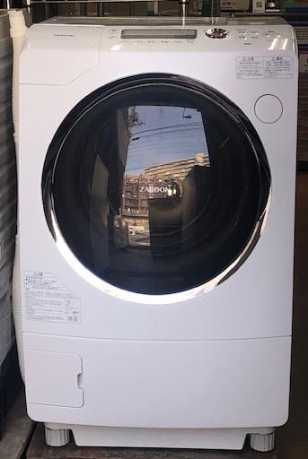 2013年製 東芝 ドラム式洗濯機 TW-Z9500L