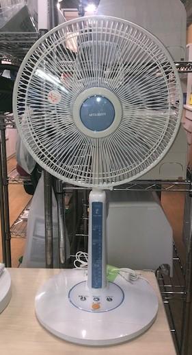 2011年製 三菱 扇風機 R30J-MM