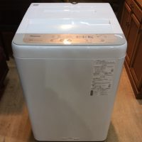 Panasonic 洗濯機5.0K 2020年  NA-F50B13