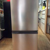 2019年製 シャープ 2ドア 冷凍冷蔵庫 SJ-D14E