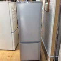 三菱 2ドア冷凍冷蔵庫 2019年 MR-P17D
