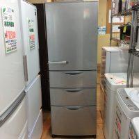 AQUA 4ドア冷凍冷蔵庫 2019年 AQR-H36H-S
