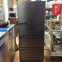 AQUA  3ドア冷凍冷蔵庫 2017年製 AQR-SV27G(S)