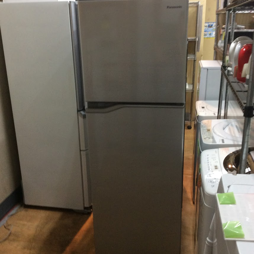 Panasonic 2D冷凍冷蔵庫 2020年製 NR-B250T-S
