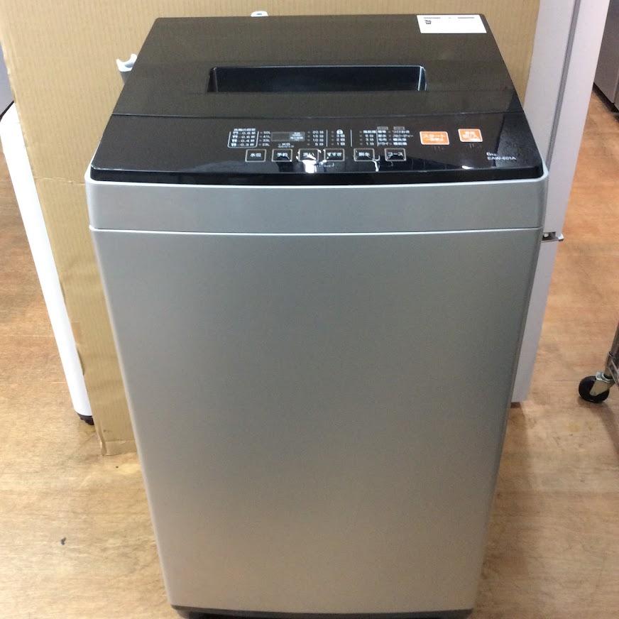 アズマ 洗濯機6K 2019年製 EAW-601A