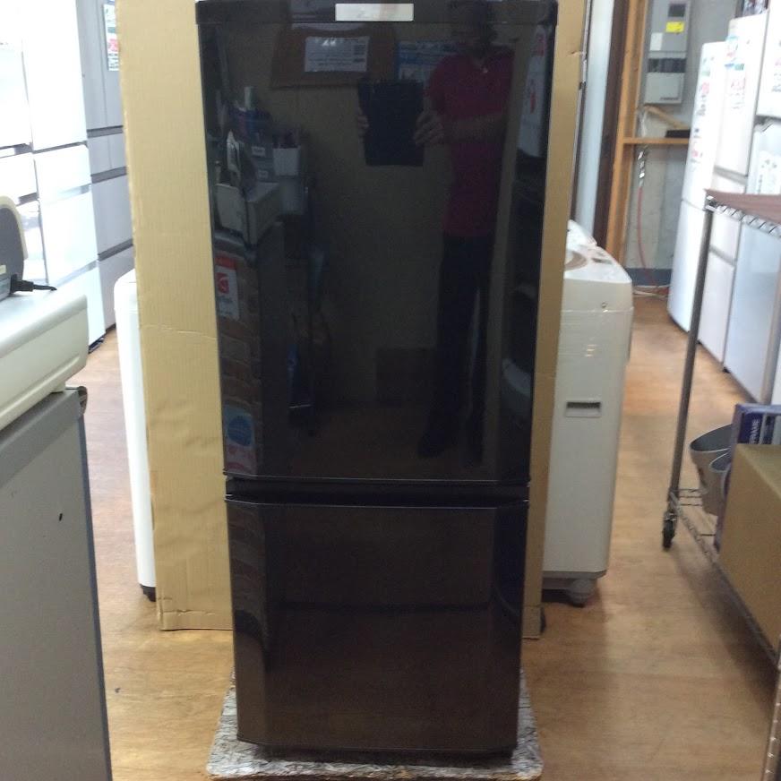 三菱 冷凍冷蔵庫 2020年製 MR-P15E-B1
