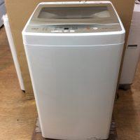 洗濯機 AQUA 5k 2021年製 AQW-GS50J